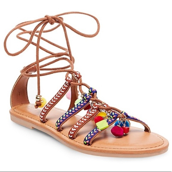 68920483497 Mossimo Supply Co. Kayla Gladiator Sandal